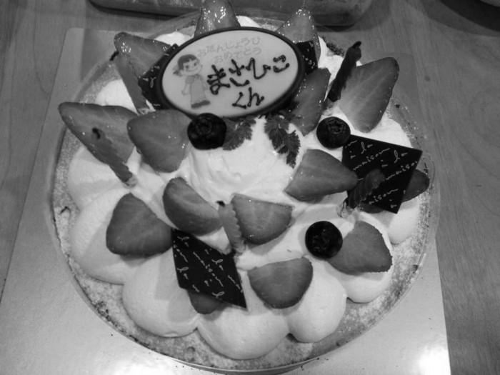 参謀(寺やん)お誕生日